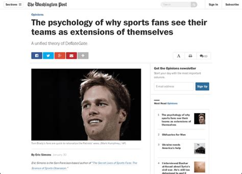 psychology of sports fans what is the psychology that confuses teams sports fans