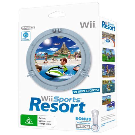 wii console sports resort bundle wii sports resort bundle with motionplus wii pal
