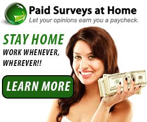 Completing Online Surveys For Money - get paid to watch