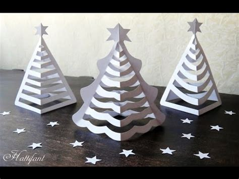 3d paper christmas tree with ribbon hattifant 3d paper tree 3d tree with paper includes free templates