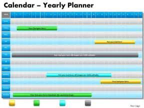 1 year planning gantt chart powerpoint slides gantt