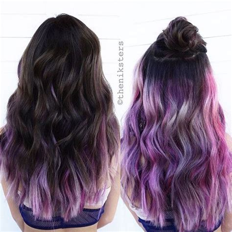 ombre weave hair st 10 best images about colorful hair extensions hair colors