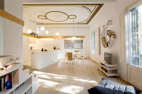 flat decoration italian style interior design ideas
