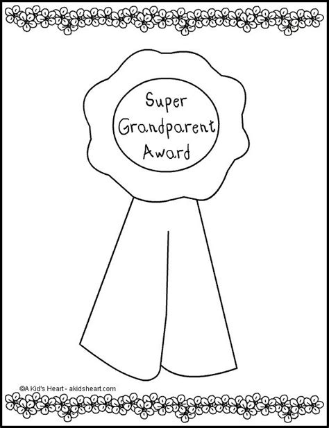 coloring page for grandparents day 11 best grandparents day images on pinterest