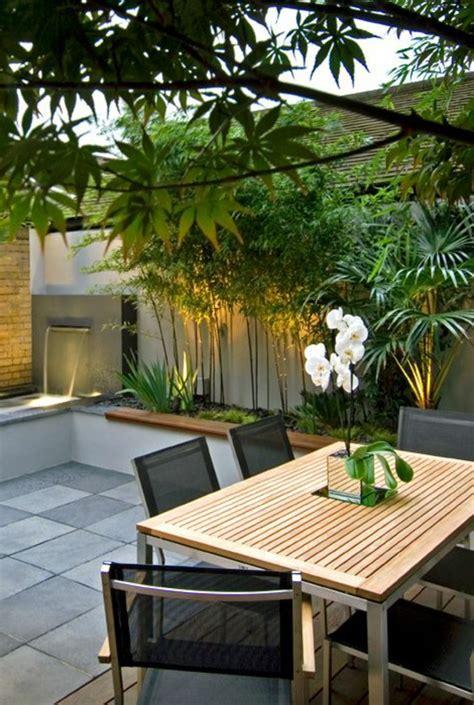 Ideen Für Den Garten by Tisch Garten Idee