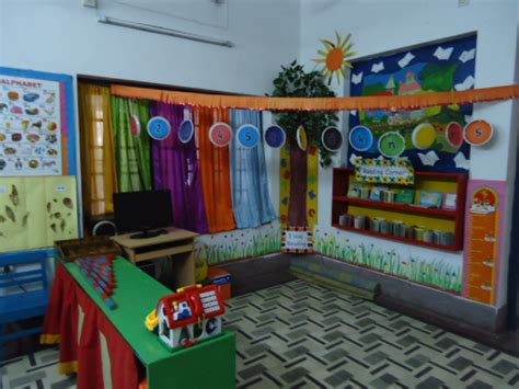 A Learner S Diary Role Of Classroom Decor In Classroom How To Decorate Nursery Classroom