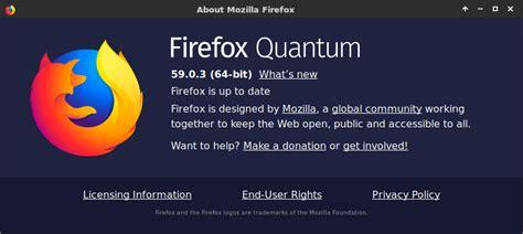 Debian 9 - Install Latest Firefox | Programster's Blog Install Firefox On Debian 9