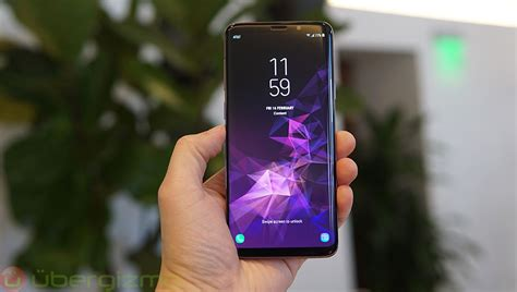 samsung galaxy s9 review ubergizmo