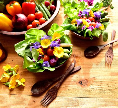 what is flower food edible flowers add beauty and taste to meals extension daily