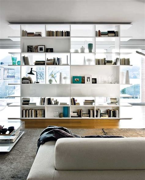 libreria ares interesting set libreria bifacciale per salotti e uffici