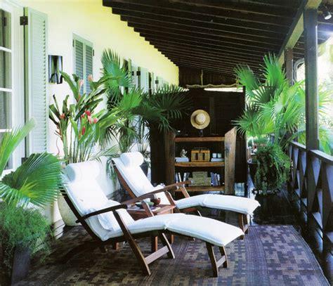 British Living Room caribbean villa iii