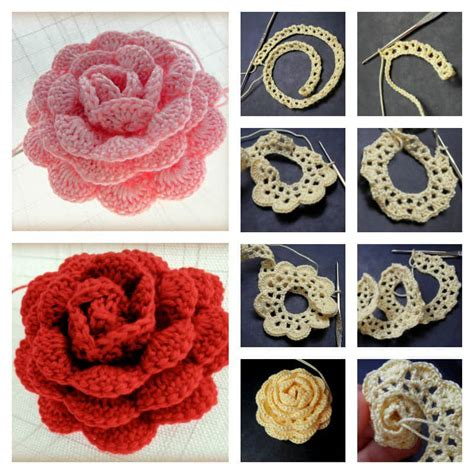 where in the bronx can i get crochet braids 3d crochet roses video tutorial the whoot
