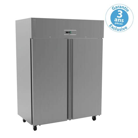 Armoire Refrigeree Positive by Armoire R 233 Frig 233 R 233 E Positive 2 Portes 1400 L Furnotel