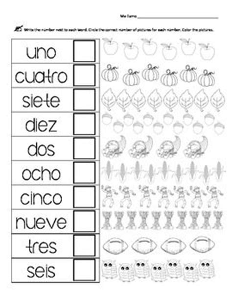 printable spanish numbers 1 10 spanish numbers 1 1000 worksheet 1000 images about