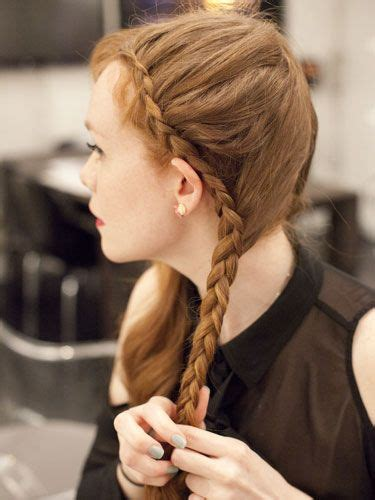 braided hairstyles seventeen pinterest the world s catalog of ideas