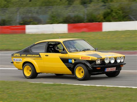 opel kadett rally car mad 4 wheels 1976 opel kadett c gt e rallye car