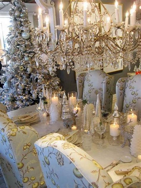 elagant christmas table tops in white theme 60 inspiring winter and theme wedding centerpieces family net guide to