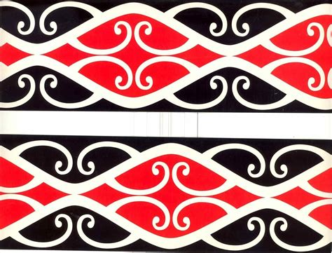 patiki pattern meaning samoan wrist bands tattoos poutasi village pinterest