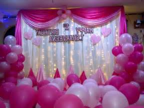 simple home decoration for birthday simple birthday party decorations at home decoration ideas