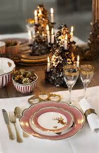 Christmas Table Settings by 35 Christmas Table Settings You Gonna Love Digsdigs