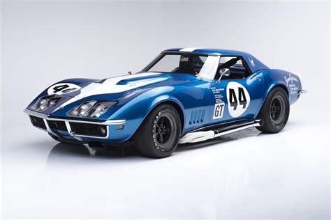 Race Car L by 1968 Chevrolet Corvette L88 Race Car Convertible 178494
