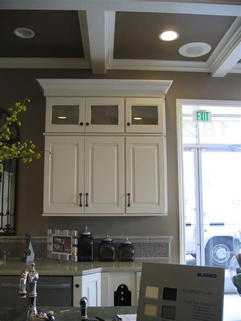 10 ft ceiling kitchen ceilings 10 foot 10 foot ceilings and cabinets