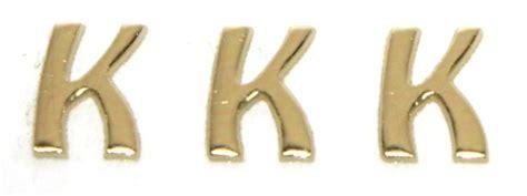 Klebebuchstaben Gold by Wachsbuchstaben 8 Mm 3 St 252 Ck Gold K Kreativ Depot