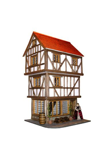 maple street dolls house maple street buy maple tudor dolls houses