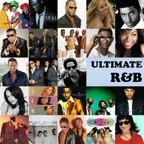 8tracks radio | Ultimate R&B Hits (90s to Early 2000s) (60 ... R And B Artists 1990s