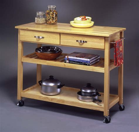 solid wood kitchen island solid wood kitchen cart