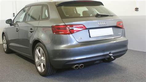 Ahk Audi A3 by Anh 228 Ngerkupplung Audi A3 Abnehmbar 1138247