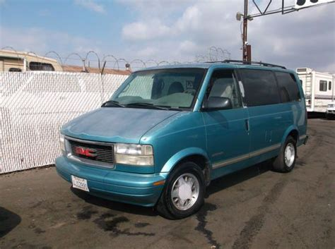where to buy car manuals 1996 gmc safari instrument cluster find used 1996 gmc safari no reserve in orange california united states