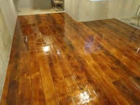 Concrete wood basement flooring springfield illinois