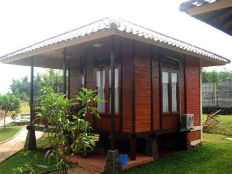 Jual Nes V Manado desain rumah kayu panggung feed news indonesia