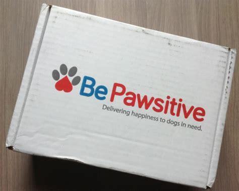 puppy subscription box be pawsitive review treat subscription box service my subscription addiction