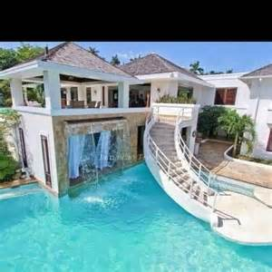 Cool Houses With Pools cool pool and house just add water cool pools pinterest