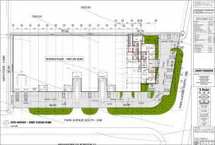 3 Point Architects Danie Joubert Warehouse Office Floor Plans