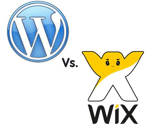 blogger vs wix wordpress vs wix see how they compare