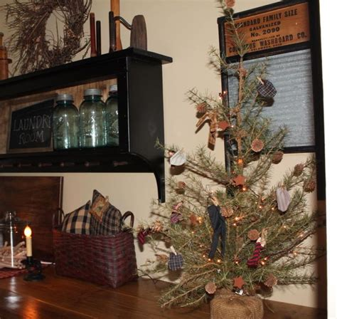 simply primitive home decor primitive simply prim christmas pinterest