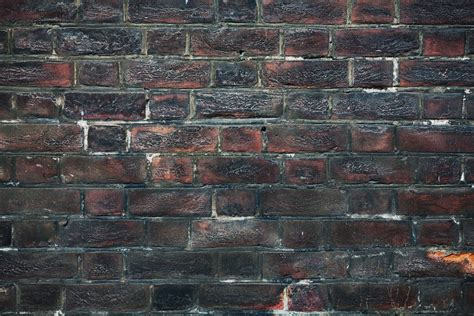 dark brick wall dark grunge brick wall texture