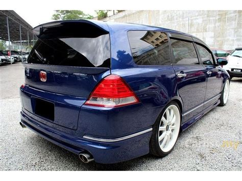 Honda Odyssey Absolute 2004 honda odyssey 2004 absolute 2 4 in selangor automatic mpv
