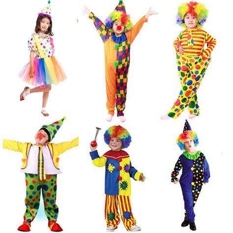 trajes de carnaval de fantasia para ni 241 as compra traje de payaso para ni 241 os online al por mayor de