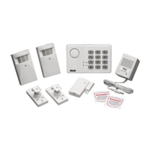 arlec wireless diy home security alarm system with