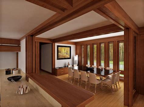 interiores de casas dise 241 o de casa de madera de dos pisos