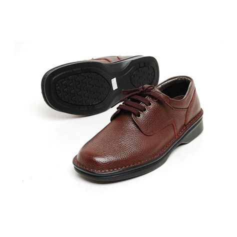 big dress shoes mens real cow leather lace up basic oxfords comfort