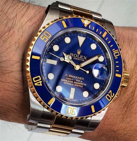 Jam Tangan Rolex 007 D rolex submariner blue replica