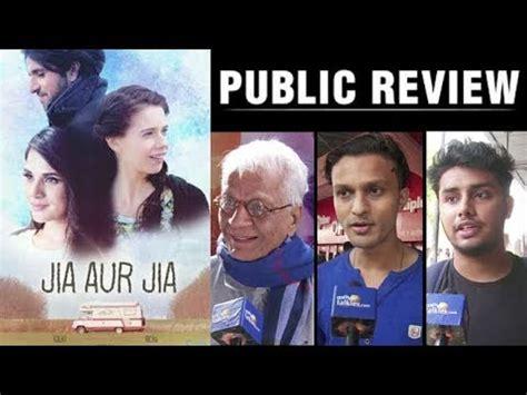 richa chadda and kalki movie jia aur jia movie public review kalki koechlin richa