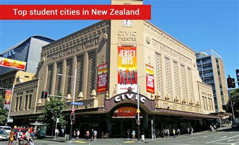 Best Mba In New Zealand by Top Student Cities New Zealand Get The List Here