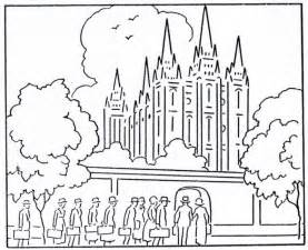 lds coloring pages lds friend coloring pages coloring home