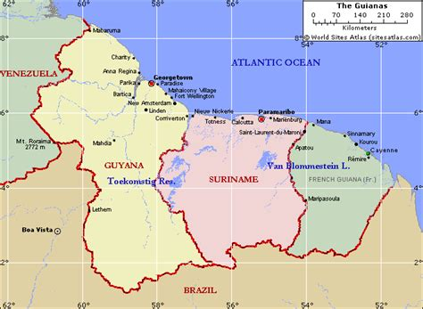5 themes of geography guyana new plateaus geography spotlight 2 guyana the periphery